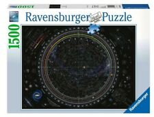 NEW RAVENSBURGER Puzzle 1500 Tiles Pieces Jigsaw Map of the Universe