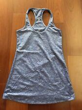 Lululemon Cool Racerback - Heathered Royalty Blue - Size 4 - EUC