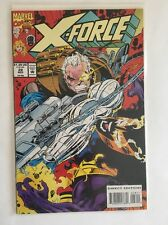 X-Force #28 Nov 1993 Cable Reignfire