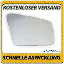 spiegelglas für MERCEDES E-Klasse W212 09-11 rechts asphärisch beifahrerseite