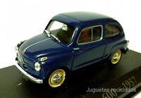 FIAT SEAT 600 1957 IXO RBA COCHE  ESCALA 1/43