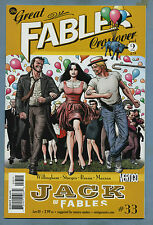 Jack of Fables #33 2009 [DC Vertigo] m