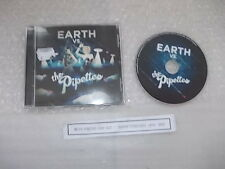 CD Indie The Pipettes - Earth vs. Pipettes (12 Song) FORTUNA POP