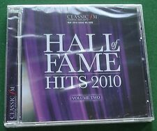 Hall of Fame Hits 2010 Vol 2 Essential Highlights Classic FM New Mint CD