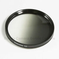 52mm 52 mm Graduated Grey ND Neutral Density Filter for Canon Sony DSLR lens