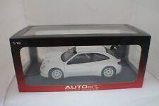 Autoart 1 18 CITROEN XSARA WRC 2004 Plain Body White 80439