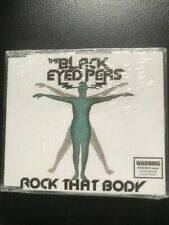 The Black Eyed Peas - Cd Rock That Body- New - Ships Fast Same Day!