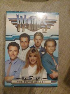 Wings - The Fifth Season (DVD, 2007, Multiple Disc Set)