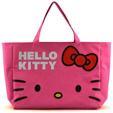 New Hellokitty Handbag Shoulder Bag Purse Tote Shopping Bag canvas bags lam-2206