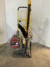 Miller Durahoist Confined Space System Mr50g Winch Fixed Base