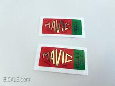 MAVIC MODULE E 700c  decal sticker for rims - silk screen - free shipping
