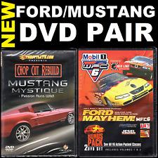 Full Throttle (2-DVD) WFC6 - Ford Mayhem!, Mustang Mystique