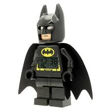 "Lego DC Comics Super Heroes Batman 9"" Minifigure Digital Alarm Clock 9005718"