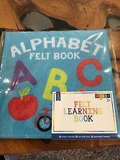 Alphabet Felt Learning Book
