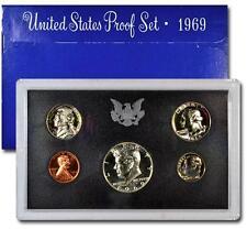 1969-S United States Clad Proof Set In (Original Mint Packaging) SKU1414