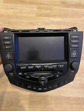 Honda Accord CL9 Navigation Full Set
