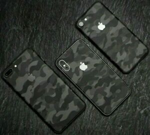 iphone 12 11 X Pro Max mini 6 7 XS Mas XR Skin Wrap Folie 3M Case Schutzfolie
