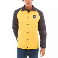 Vans X North Face Torrey MTE Jacket Mustard Black L New