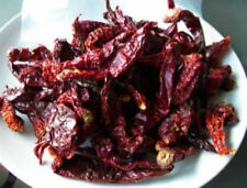 1000gm - KASHMIRI MIRCH RED CHILLIES CHILI PEPPERS SPIES Whole Sun Dried