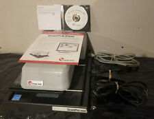 e-ImageData ScanPro 2000 MicroFilm MicroFiche Scanner Mspgdx-Sp7 w/ Software Cd