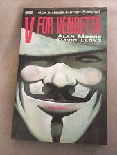 V for Vendetta Tpb Alan Moore
