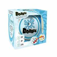 Dobble Waterproof (Beach) Card Game By Asmodee Family Kids Game