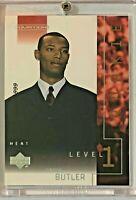 2002-03 Upper Deck Ovation #124 Caron Butler Level 1 Rookie Card /1999