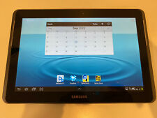 Samsung Galaxy Tab 2 SPH-P500 8GB, Wi-Fi + 4G (Sprint), 10.1in - Black