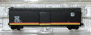 Micro-Trains Z scale Kansas City Southern  50' Box Car #402 -  50500372