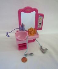 New FISHER PRICE Loving Family Dollhouse BEAUTY SHOP Salon Hair Washing Station