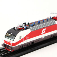 1/87 Atlas Lok Sammlungen Straßenbahnen Rh 1012 001-2 (1997) Straßenbahn Modell