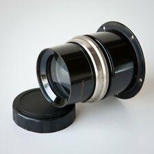 Wollensak Rochester Voltas  F - 8 Large Format Camera Brass Lens f4