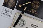 OMAS Old Style Paragon Grande Loge de France Masonic Limited Edition Pen #BB 232