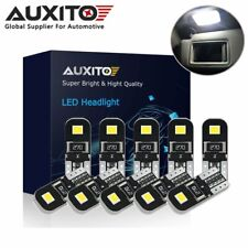 10x AUXITO T10 2825 168 194 LED Interior License ParkerWedge Light Bulb CANBUS