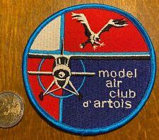 ECUSSON PATCH MODEL AIR CLUB D'ARTOIS (ÉCU 14)