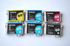 Epson Empty Ink Cartridges