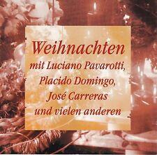 Weihnachten mit... Luciano Pavarotti, Placido Domingo, José Carreras