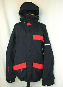 Sessions Ridge Series Men's Large Snowboard Ski Jacket Coat Waterproof hooded