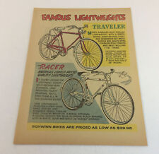Schwinn Collectible Bicycle Printed Material for sale   eBay