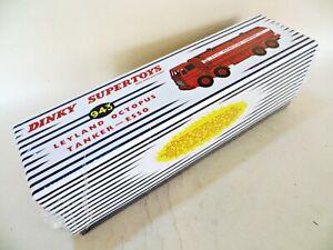 DINKY SUPERTOYS ATLAS 943 'LEYLAND OCTOPUS TANKER - ESSO. MIB/BOXED. SEALED!