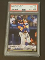 2018 Topps Now Off-Season Amed Rosario RC /191 PSA 10 Rookie #619 Gem Mint
