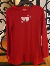 American Girl Truly Me Playful Polar Bear Pajamas for Girls- Size XL (18/20)