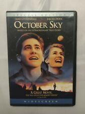 October Sky (DVD, 2005) Jake Gyllenhaal, Laura Dern