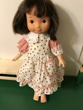 "Vintage Fisher Price My Friend Doll Jenny 16"" Redressed"