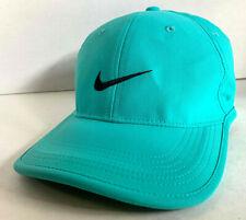 NEW! Nike Golf Ultralight Cap-Turquoise/Black 639652