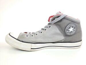 Converse - Hi Top Gray Padded Two Tone Sneakers - Men's 7.5 - 152587F