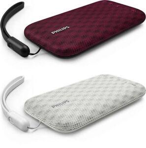 Philips EverPlay Waterproof Powerful Wireless Bluetooth Music Speaker w/Mic