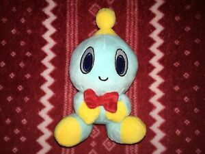 "NEW CUSTOM 7"" CHEESE CHAO Sonic Plush Toy Figure Doll Unofficial"