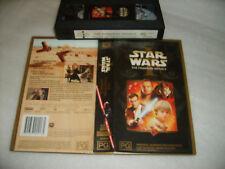 *STAR WARS I - THE PHANTOM MENACE* Australian VHS as new! ****CLEARANCE SALE****