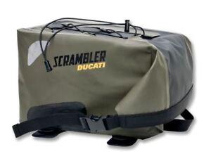 Scrambler Sealed Seat Bag